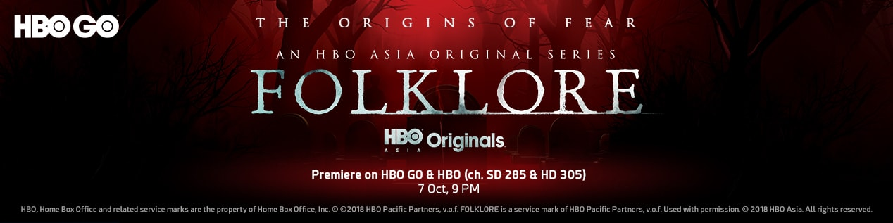 HBO Asia Original Series FOLKLORE : A Mother's Love Preview Screening Quiz image