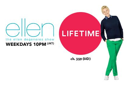 The Ellen DeGeneres Show image poster